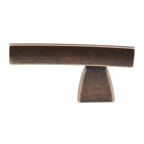Top Knobs Hardware Modern Cabinet Knob in German Bronze Finish TK2GBZ