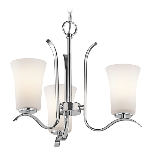 Kichler Lighting Kichler Lighting Armida Mini-Chandelier 43073CH