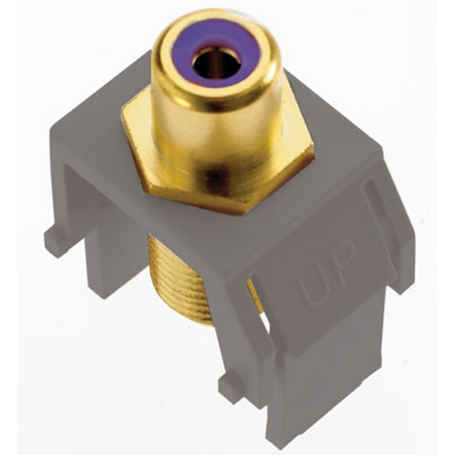 Legrand Adorne Legrand Adorne Subwoofer RCA to F-Connector ACPRCAFM1