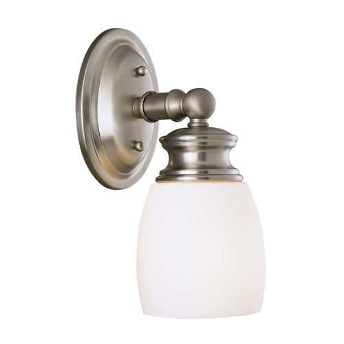 Savoy House Savoy House Satin Nickel Sconce 8-9127-1-SN