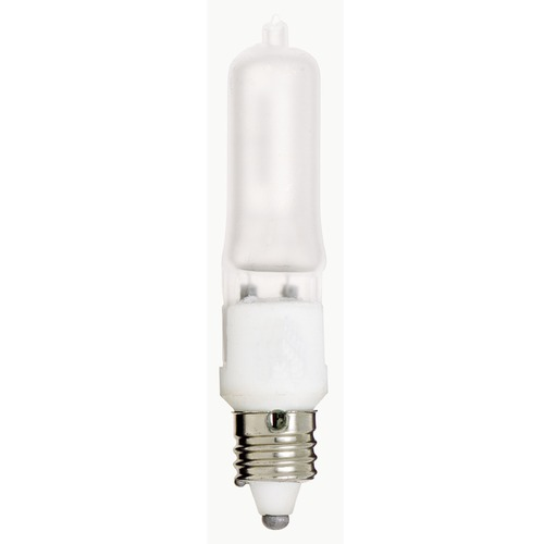Satco Lighting Halogen Tube Light Bulb Mini Can Base 2900K 120V Dimmable S1917