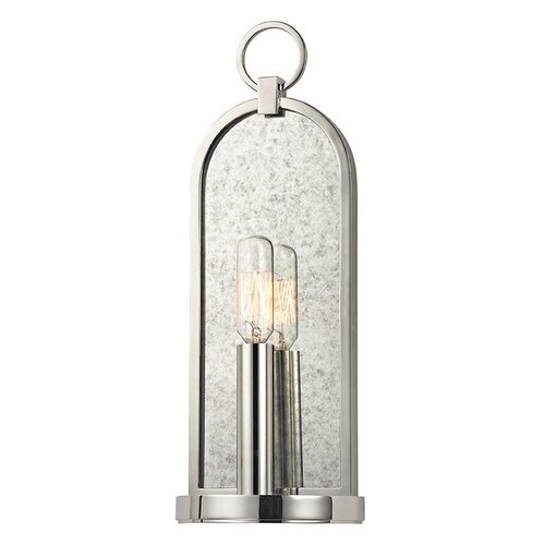 Hudson Valley Lighting Hudson Valley Lighting Lowell Polished Nickel Sconce 091-PN