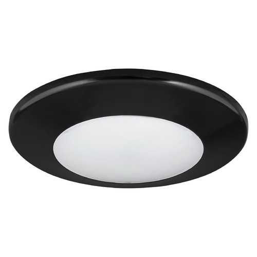 Progress Lighting Progress Lighting LED Surface Mount Black LED Flushmount Light P8022-31/30K9-AC1-L10