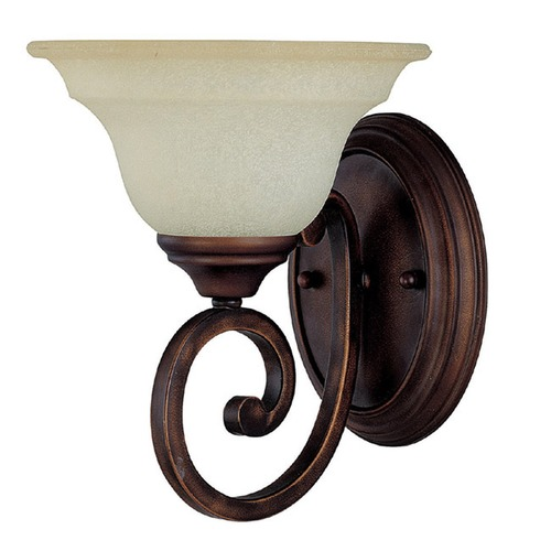 Capital Lighting Capital Lighting Chandler Burnished Bronze Sconce 1781BB-292