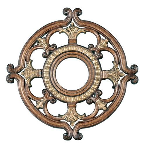 Livex Lighting Livex Lighting Venetian Patina Ceiling Medallion 8218-57