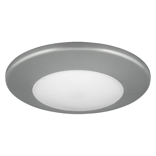 Progress Lighting Progress Lighting LED Surface Mount Metallic Gray LED Flushmount Light P8022-82/30K9-AC1-L10