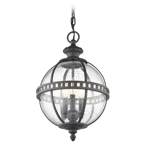 Kichler Lighting Kichler Lighting Halleron Londonderry Outdoor Hanging Light 49603LD