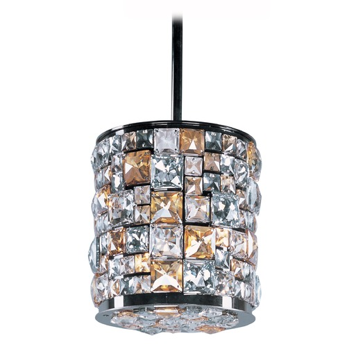 Maxim Lighting Maxim Lighting Fifth Avenue Luster Bronze Mini-Pendant Light 39793JCLB