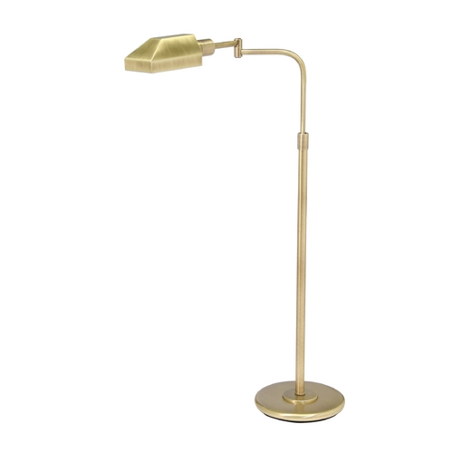 House of Troy Lighting Pharmacy Lamp in Antique Brass Finish PH100-71-J