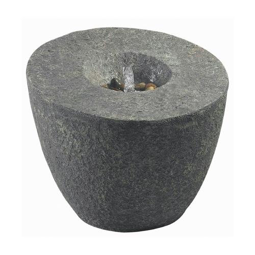 Kenroy Home Lighting Outdoor Fountain in Natural Rock Finish 50323RK