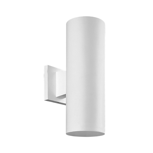 Progress Lighting Progress Outdoor Wall Light with White in White Finish P5713-30