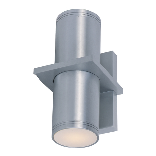 Maxim Lighting Maxim Lighting Lightray Brushed Aluminum LED Sconce 86115AL