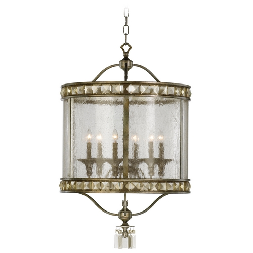 Cyan Design Cyan Design Buckingham St. Regis Bronze Pendant Light 6490-6-33