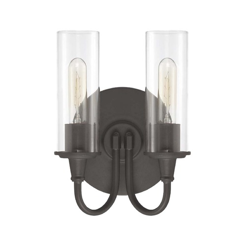 Jeremiah Lighting Jeremiah Lighting Modina Espresso Bathroom Light 38062-ESP