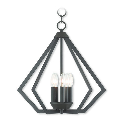 Livex Lighting Livex Lighting Prism Bronze Chandelier 40925-07