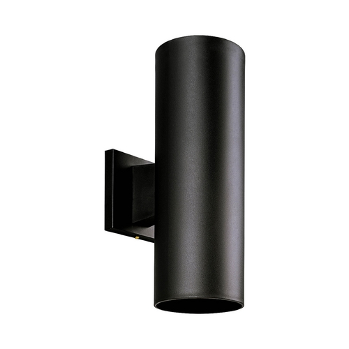 Progress Lighting Progress Lighting Cylinder Black Outdoor Wall Light Accessory P5713-31