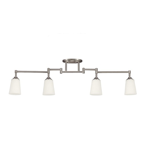 Sea Gull Lighting Sea Gull Lighting Directional Spot Light Brushed Nickel Finish 2530404-962