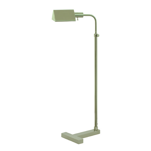 House of Troy Lighting House Of Troy Fairfax Polished Nickel Pharmacy Lamp F100-PN