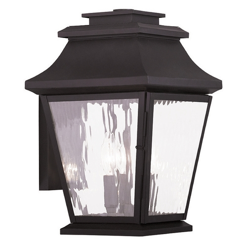 Livex Lighting Livex Lighting Hathaway Bronze Outdoor Wall Light 20235-07