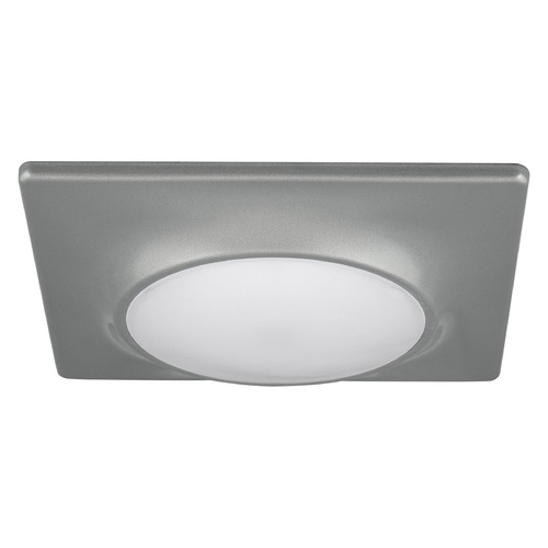 Progress Lighting Progress Lighting LED Surface Mount Metallic Gray LED Flushmount Light P8027-82/30K9-AC1-L10
