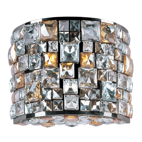 Maxim Lighting Maxim Lighting Fifth Avenue Luster Bronze Sconce 39798JCLB