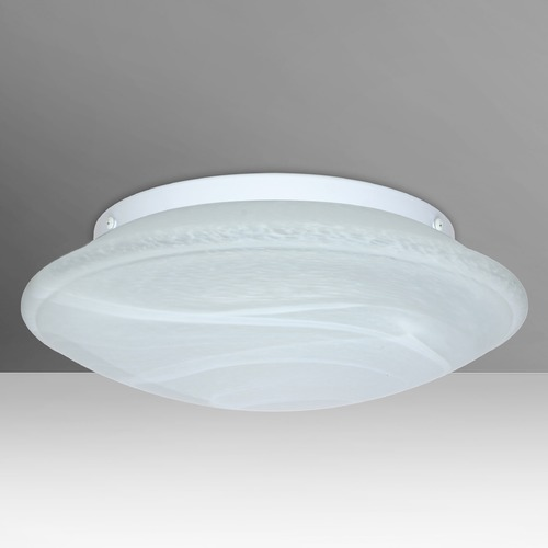 Besa Lighting Besa Lighting Sola LED Flushmount Light 943152C-LED