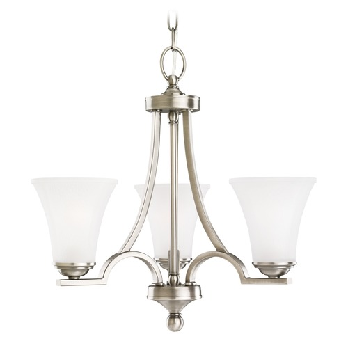 Sea Gull Lighting Sea Gull Lighting Somerton Antique Brushed Nickel LED Mini-Chandelier 31375EN3-965
