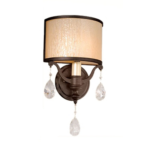 Corbett Lighting Corbett Lighting Roma Classic Bronze Sconce 86-11