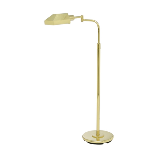 House of Troy Lighting Pharmacy Lamp in Polished Brass Finish PH100-61-J
