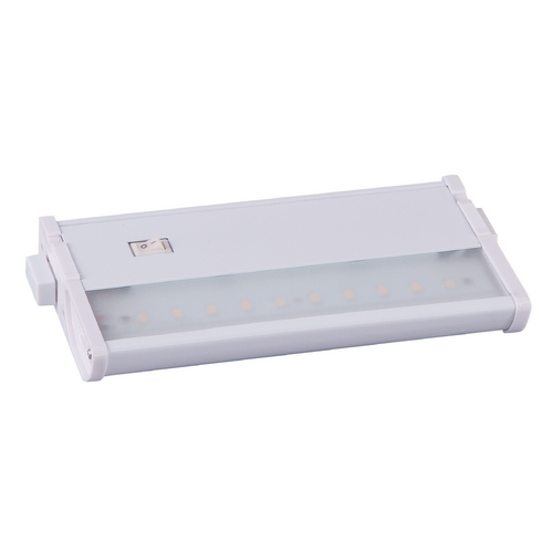 Maxim Lighting Maxim Lighting LED Under Cabinet White 7-Inch LED Linear / Bar Light 89932WT
