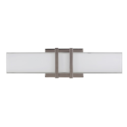 Jeremiah Lighting Jeremiah Lighting Bryant Polished Nickel Sconce 13817PLN-LED