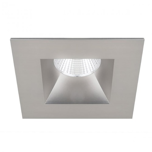 WAC Lighting WAC Lighting Oculux Brushed Nickel LED Recessed Trim R3BSD-S930-BN