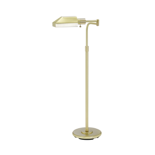 House of Troy Lighting Pharmacy Lamp in Satin Brass Finish PH100-51-J