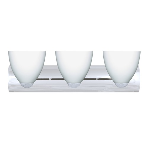 Besa Lighting Besa Lighting Sasha Chrome Bathroom Light 3WZ-757207-CR