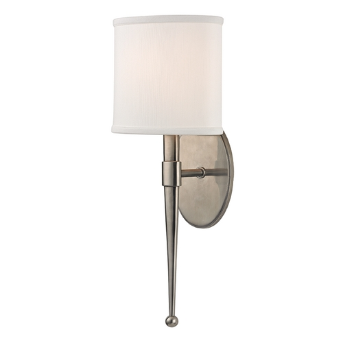 Hudson Valley Lighting Hudson Valley Lighting Madison Historic Nickel Sconce 6120-HN