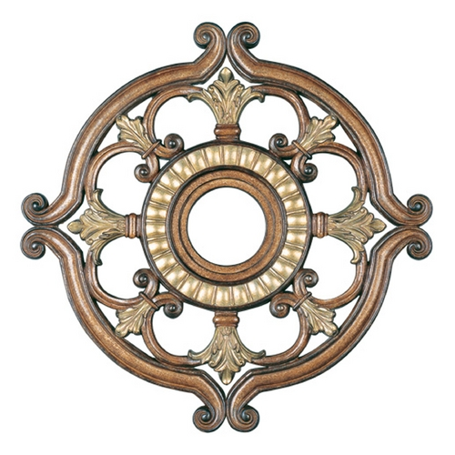 Livex Lighting Livex Lighting Venetian Patina Ceiling Medallion 8216-57