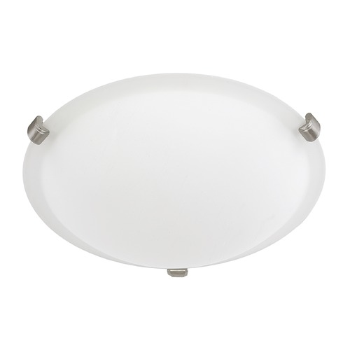 Capital Lighting Capital Lighting Capital Ceiling Wh Clips Included Flushmount Light 2822FF-SW