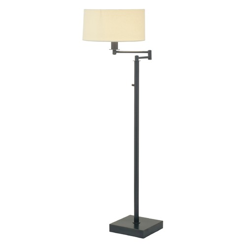House of Troy Lighting House Of Troy Franklin Oil Rubbed Bronze Swing Arm Lamp with Drum Shade FR701-OB