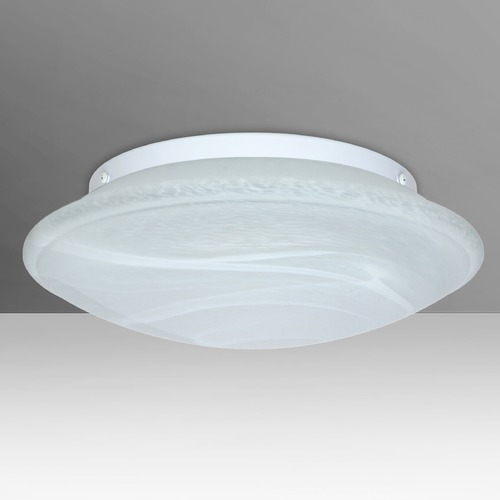Besa Lighting Besa Lighting Sola LED Flushmount Light 943252C-LED