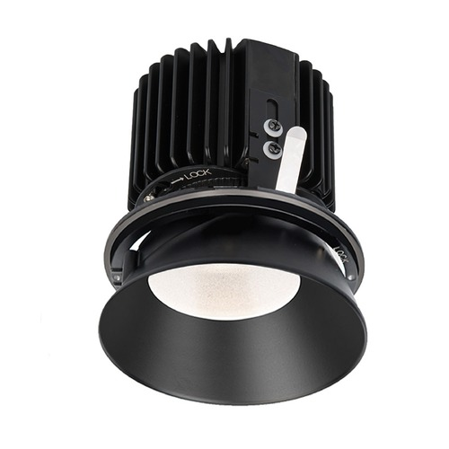 WAC Lighting WAC Lighting Volta Black LED Recessed Trim R4RD2L-N840-BK