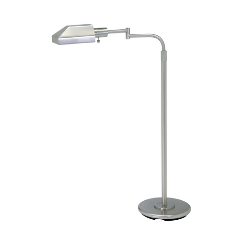 House of Troy Lighting Pharmacy Lamp in Satin Nickel Finish PH100-52-J
