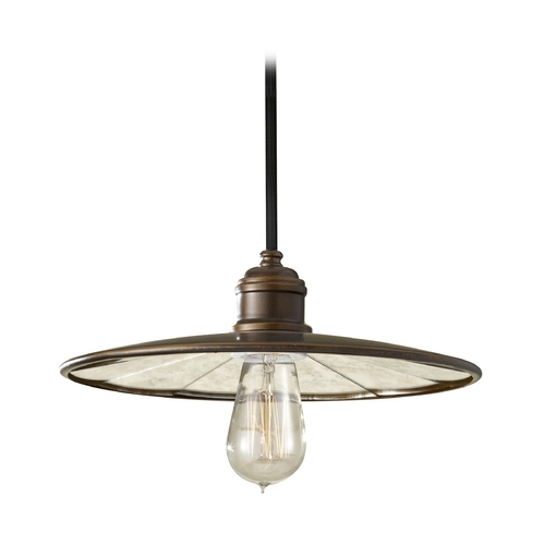 Feiss Lighting Pendant Light P1236ASTB