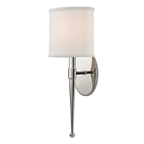 Hudson Valley Lighting Hudson Valley Lighting Madison Polished Nickel Sconce 6120-PN