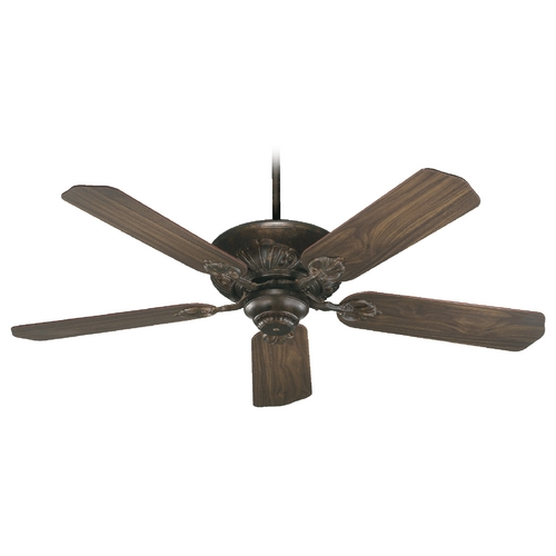 Quorum Lighting Quorum Lighting Chateaux Corsican Gold Ceiling Fan Without Light 78525-88