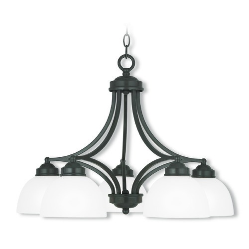 Livex Lighting Livex Lighting Somerset English Bronze Chandelier 4225-92