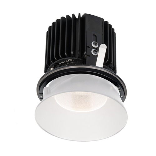 WAC Lighting WAC Lighting Volta White LED Recessed Trim R4RD2L-N840-WT