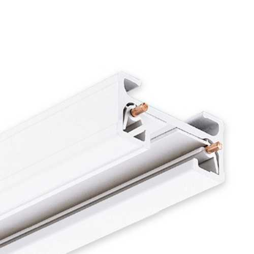 Juno Lighting Group 8-Foot Single-Circuit Juno Track T8WH