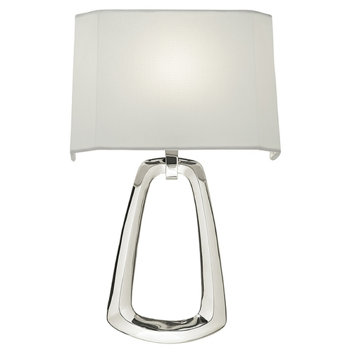 Fine Art Lamps Fine Art Lamps Grosvenor Square Polished Nickel Sconce 847250ST