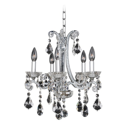 Allegri Lighting Ferrero 5 Light Chandelier 024151-010-FR001