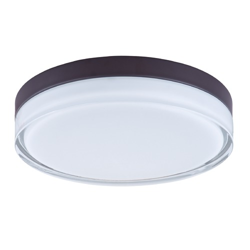 Maxim Lighting Maxim Lighting Illuminaire LED Bronze LED Flushmount Light 87634CLWTBZ